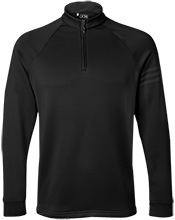 Tennis Adidas Half Zip Performance Training Top
