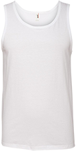 White Mountain Elementary School Braves 100% Ringspun Cotton Tank Top