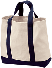 Team Granite Arch Rock Climbing 2-Tone Shopping Tote