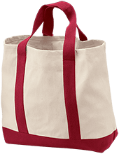 Eminence High School Eels 2-Tone Shopping Tote