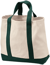 Walker Butte K-8 School Coyotes 2-Tone Shopping Tote