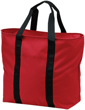North Sunflower Athletics All Purpose Tote Bag