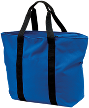 Maroa-Forsyth High School Trojans All Purpose Tote Bag