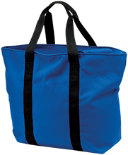 Universty Christian School Flames All Purpose Tote Bag