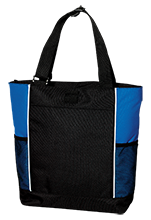 Maroa-Forsyth High School Trojans Personalized Colorblock Tote Bag