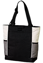 Anthony's Alligators Personalized Colorblock Tote Bag