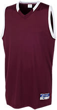 Atherton High School Rebels 3-Point Basketball Jersey