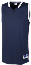 Columbia Christian Academy School 3-Point Basketball Jersey