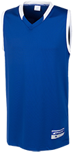 Ann Arbor Christian School School 3-Point Basketball Jersey