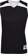 North Buncombe High School Black Hawks Ladies Player Jersey