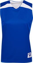Maroa-Forsyth High School Trojans Ladies Player Jersey