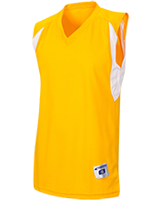 Clearview High School Clippers Mens Colorblock Basketball Jersey