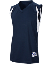 East St. Louis Sr. High School Flyers Mens Colorblock Basketball Jersey