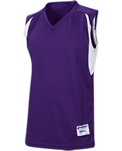 Allgrove Primary School School Mens Colorblock Basketball Jersey