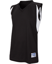 Topeka High School Trojans Youth Colorblock Basketball Jersey