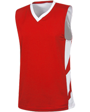 Montgomery Senior High School Red Raiders Adult Game Jersey