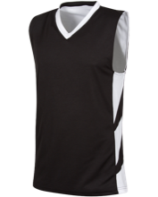 Saint Adalbert School Black Hawks Youth Game Jersey