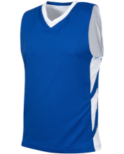 Airport Drive Elementary Air Ballons Youth Reversible Game Jersey