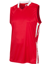 Rio Grande City High School Rattlers Youth Performance Sleeveless Jersey
