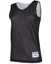 DESIGN YOURS Womens Reversible Mesh Practice Jersey