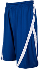 Zia Elementary School Thunderbirds 3-Point Basketball Short