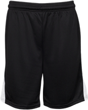 Calvary Christian School Children With Crosses Adult Player Short