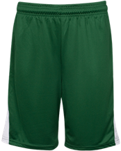 Evergreen Forest Elementary School School Adult Player Short