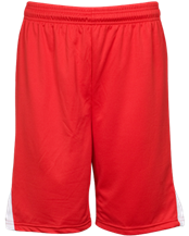 Montgomery Senior High School Red Raiders Adult Player Short