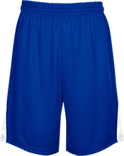 Maroa-Forsyth High School Trojans Adult Player Short