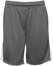 S H Foster Creek Elementary School School Youth Reversible Player Short