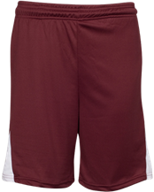 Rib Lake Middle School Indians Youth Reversible Player Short