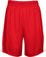 Meskwaki High School Warriors Youth Player Short