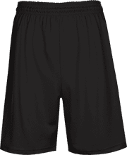 North Buncombe High School Black Hawks Custom Printed Training Short
