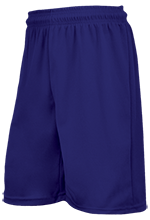 Sanford Elementary School Hawks Custom Printed Training Short