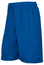 Monroe Consolidated School Mustangs Custom Printed Training Short