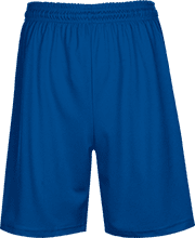 Almondale Middle School Jaguars Custom Printed Training Short