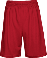 Milton West Elementary School Wolves Custom Printed Training Short