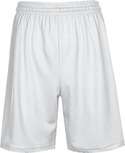 Walker Butte K-8 School Coyotes Custom Printed Training Short