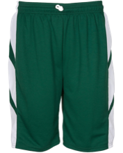 Bennett Woods Elementary School Trailblazers Youth Reversible Game Short