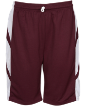 Seminole Middle School Hawks Youth Reversible Game Short