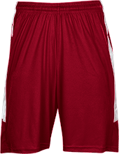 Delphos Jefferson High School Wildcats Youth Customized Performance Short