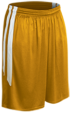 Monroe Consolidated School Mustangs Youth Customized Performance Short