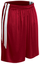 Canton McKinley High School Bulldogs Youth Customized Performance Short
