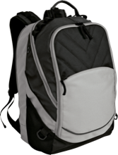 Schuyler Middle School School Embroidered Laptop Computer Backpack