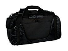 Basketball Medium Color Block Gear Bag