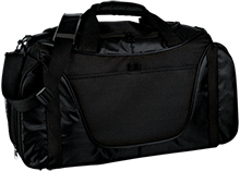 DESIGN YOURS Medium Color Block Gear Bag