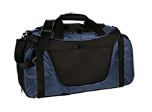 A E Oblock Junior High Broncos Medium Color Block Gear Bag