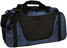 Lansing Eastern High School Quakers Medium Color Block Gear Bag