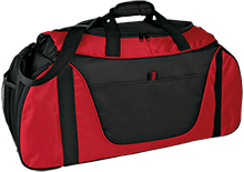 Lebanon Christian School School Medium Color Block Gear Bag