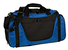 Henry E Harris Elementary School 1 Hawks Medium Color Block Gear Bag